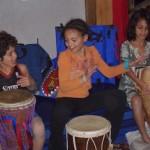 emet nesh aurora drumming