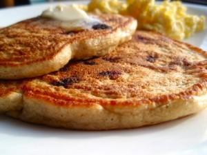 whole grain pancake